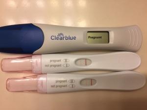 pregnancy 2 tests